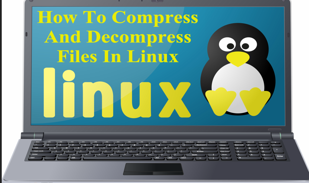 How To Compress And Decompress Files In Linux